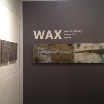 Wax Exhibit Wall