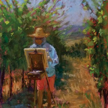 Our Bounty: Plein Air