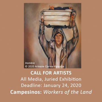 Call for Artists<br>All Media, Juried Exhibition