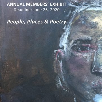 Call for Artists<br>ANNUAL MEMBERS' EXHIBIT