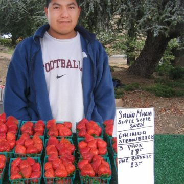 Cabrillo Farmers Market by Don Monkerud, Photograph