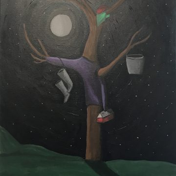 Campesino Tree by Gabriel Medina, Acrylic