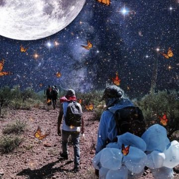 Nino Rey by Jonathan Sánchez Moreno,Digital Collage