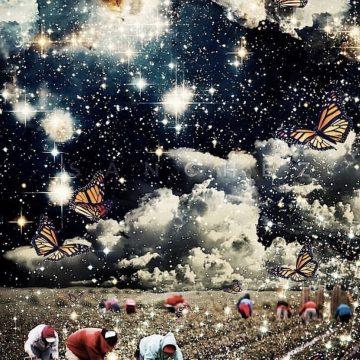 American Dream by Jonathan Sánchez, Moreno Digital Collage