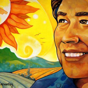 Cesar by Victor Cervantes, Acrylic on Canvas